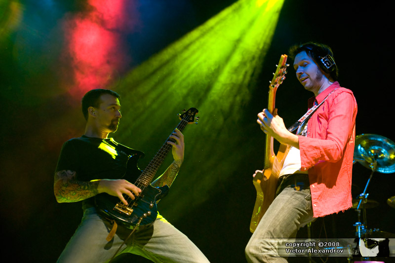 Paul Gilbert & Craig Martini