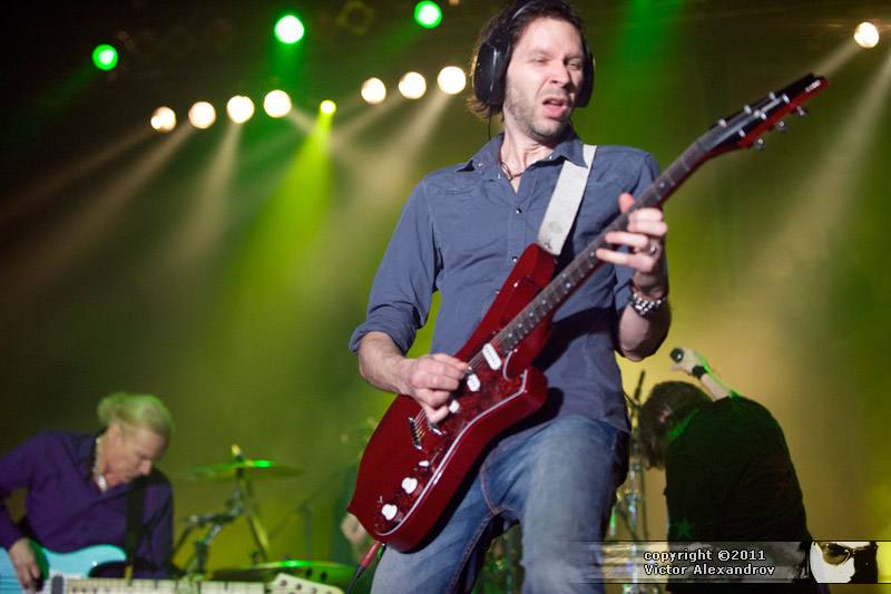 Paul Gilbert & Billy Sheehan