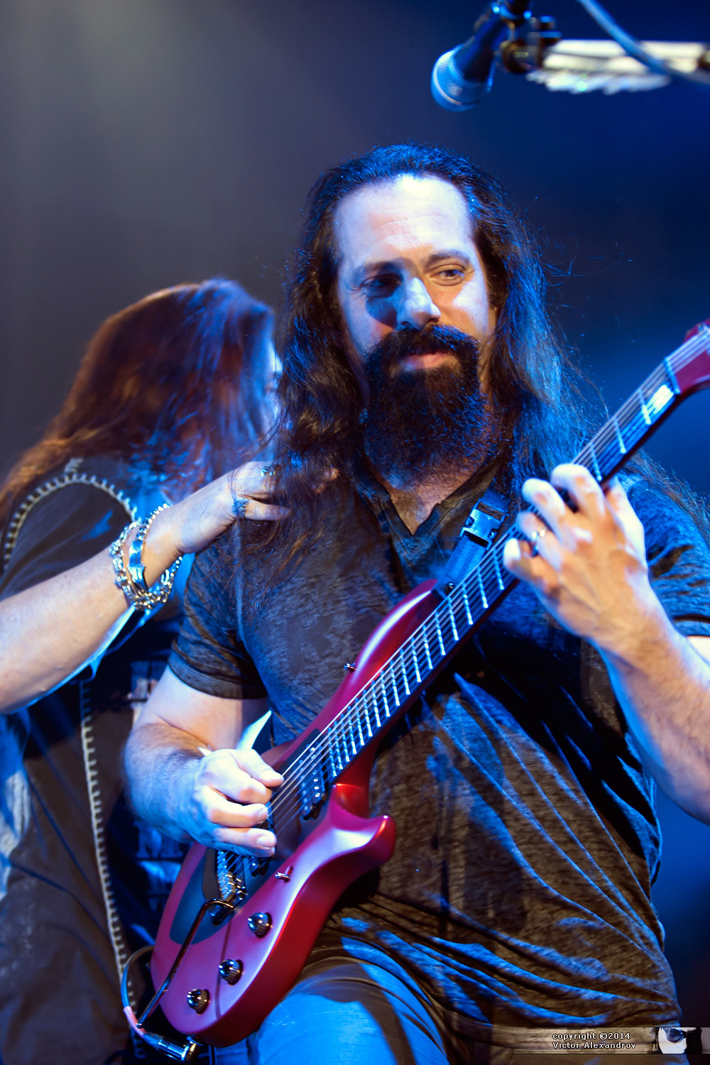 John Petrucci & James LaBrie