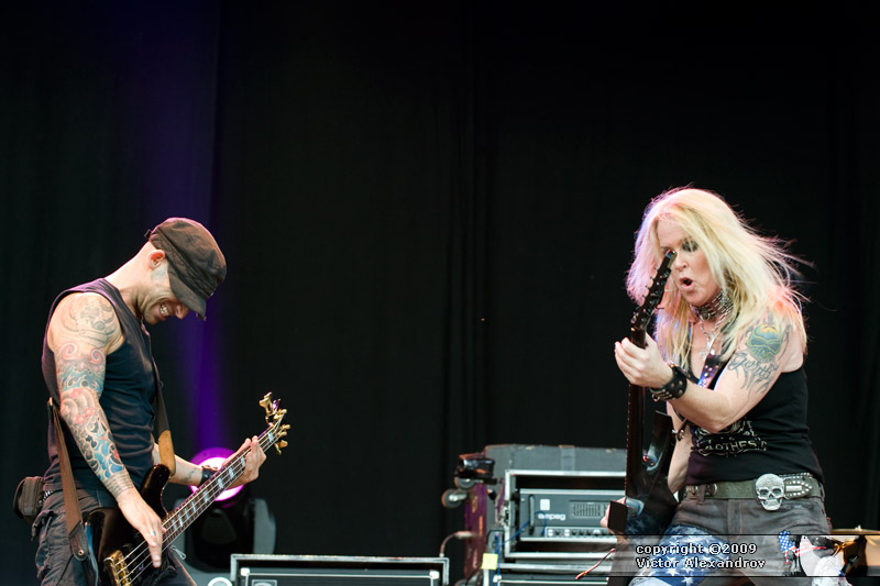 PJ Farley & Lita Ford