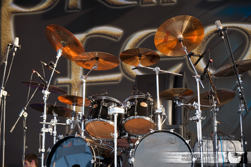 Primal Fear drums