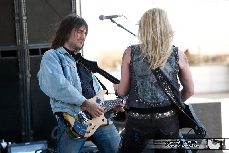 Ron Thal & Lita Ford