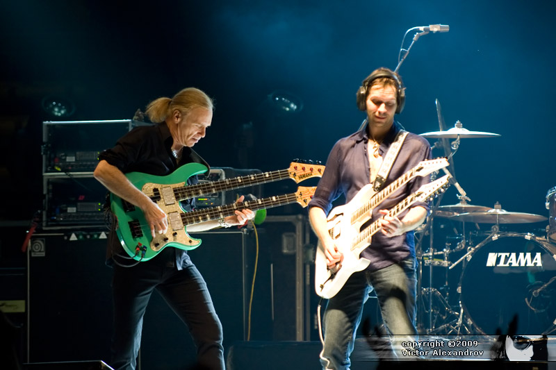 Billy Sheehan & Paul Gilbert