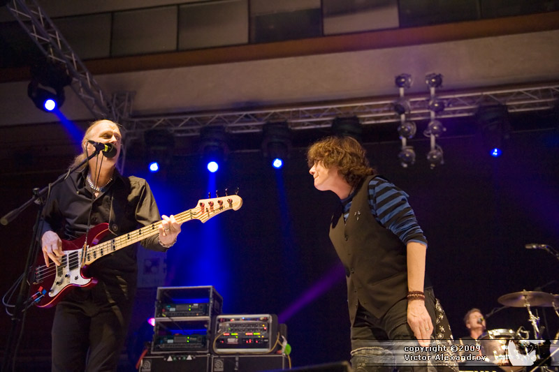 Billy Sheehan, Eric Martin & Pat Torpey