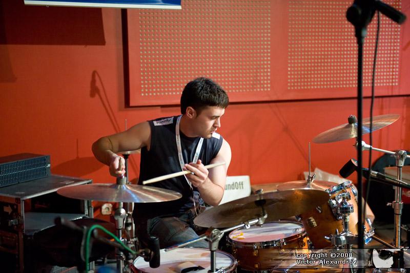 Bogi - drumset