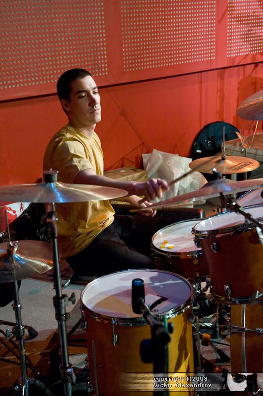 Deyan - drumset