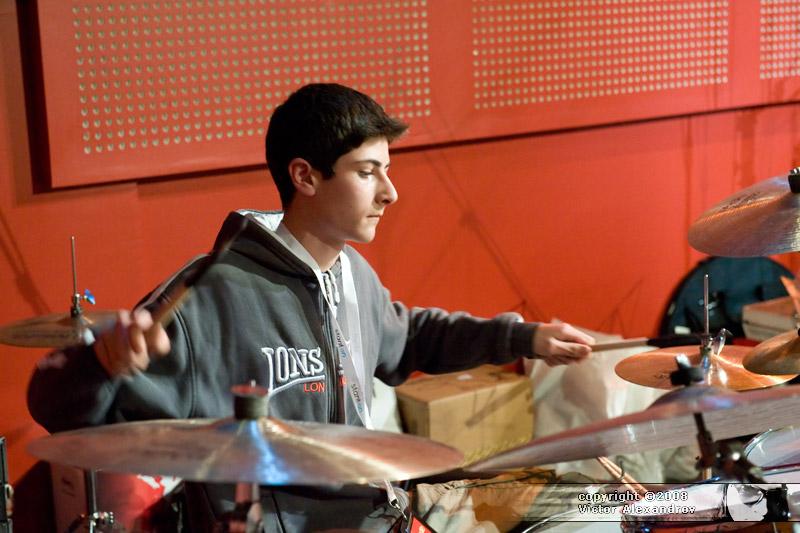 Martin - drumset