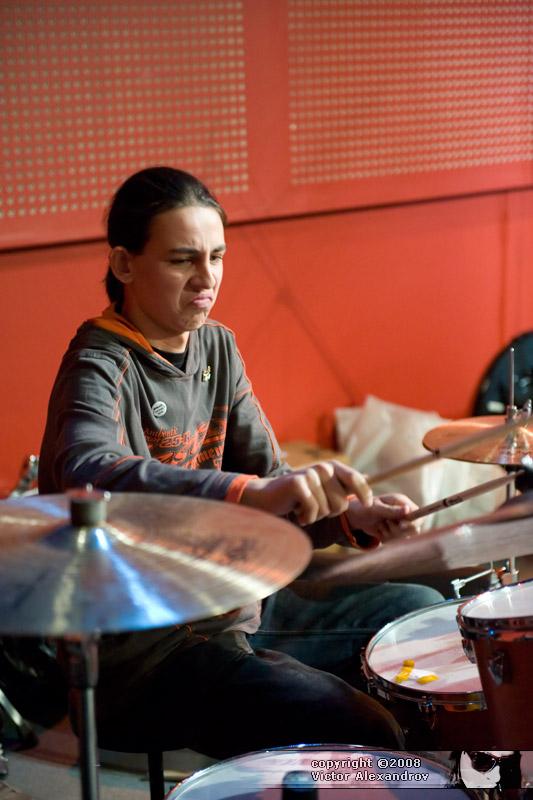 Niki - drumset