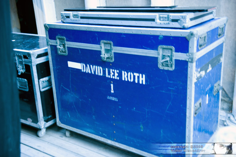 David Lee Roth case