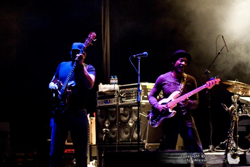 Stanley Clarke & Marcus Miller