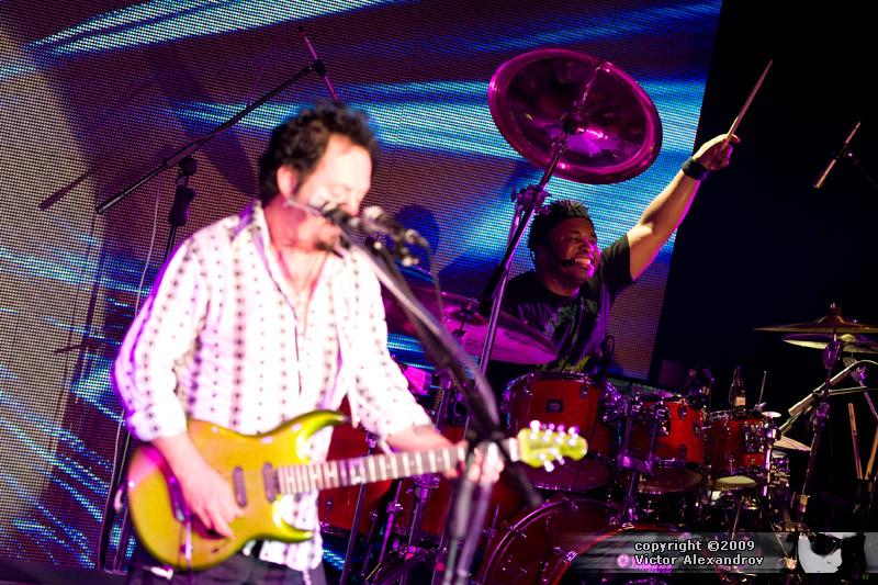 Steve Lukather & Eric Valentine