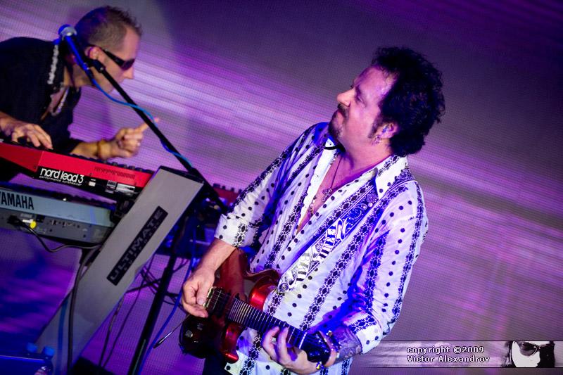 Steve Lukather & Steve Weingart
