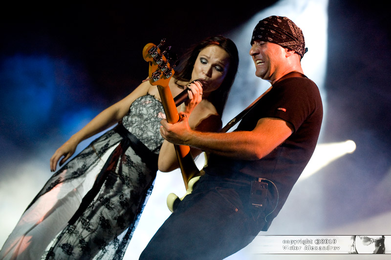 Tarja Turunen & Oliver Holzwarth