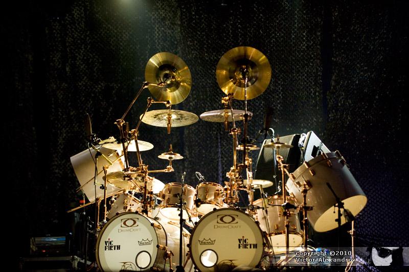 Tarja drums