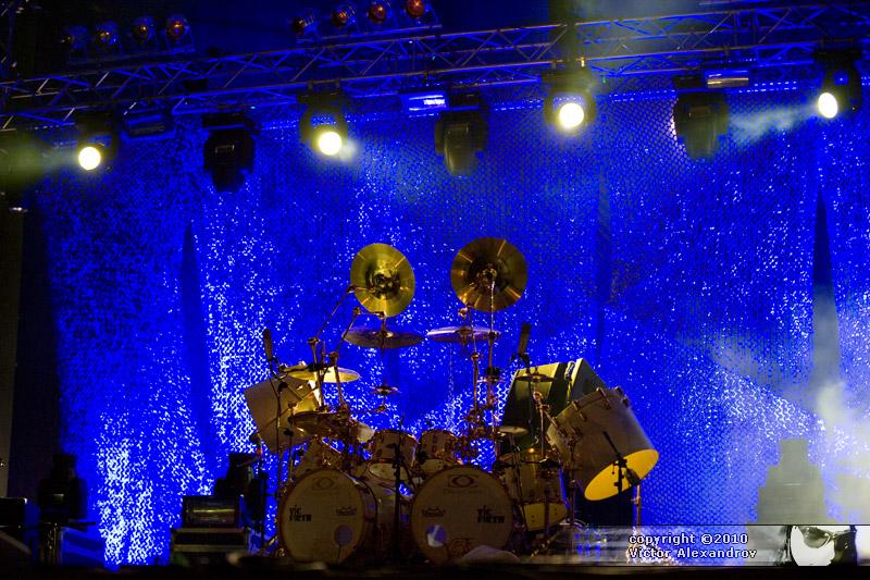 Tarja stage