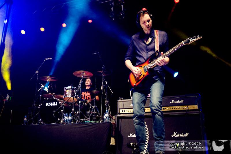 Pat Torpey & Paul Gilbert