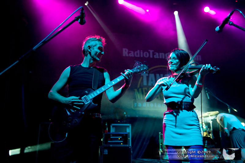 Val Kiossovski & Paris Hurley
