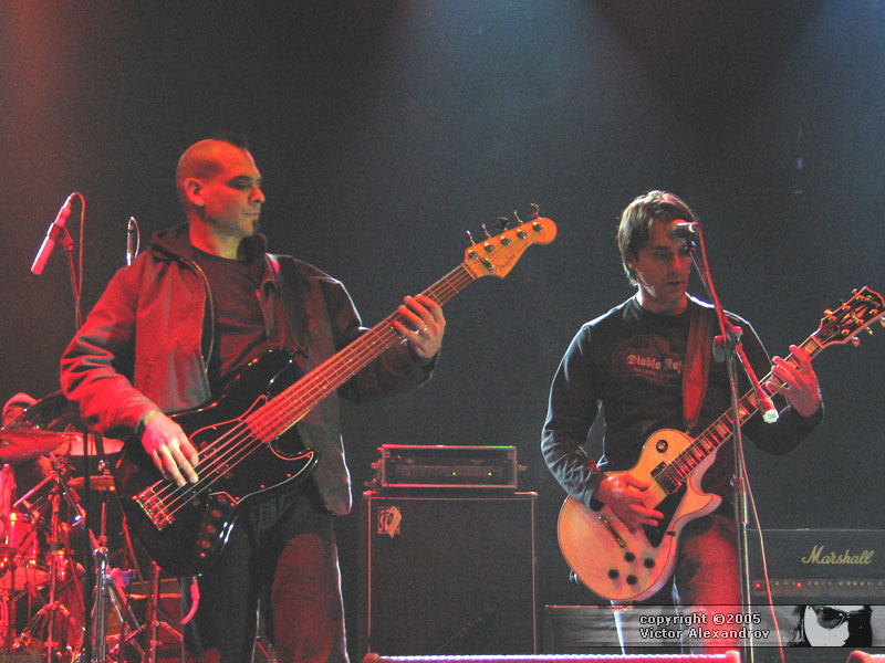 Joey Vera & Frank Aresti