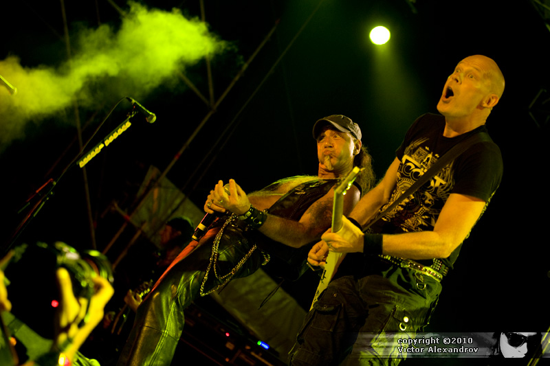 Mark Tornillo & Wolf Hoffmann