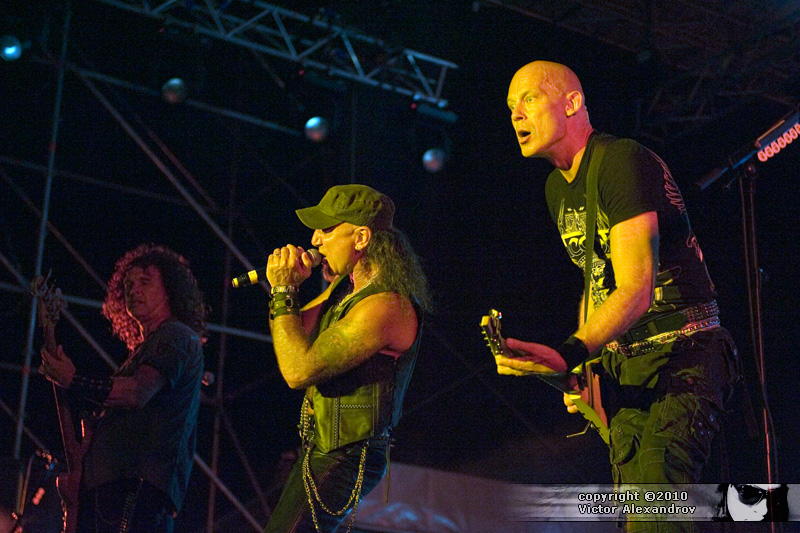 Mark Tornillo & Wolf Hoffmann