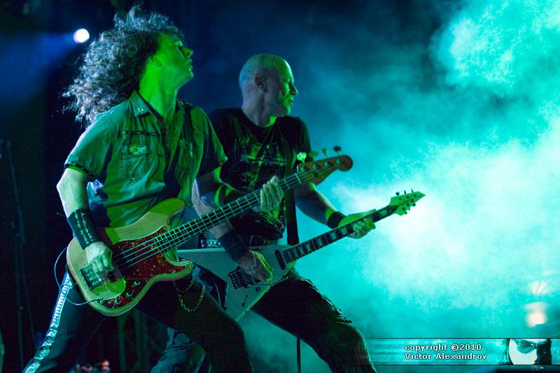 Wolf Hoffmann & Peter Baltes